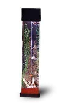 T 1200 Triangle AquaTower Aquarium