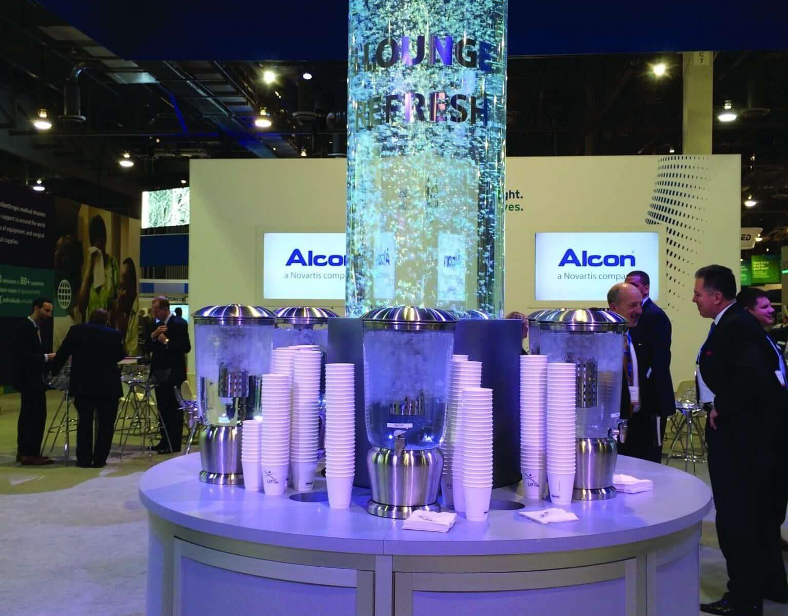 Alcon Tradeshow Exhibit 1