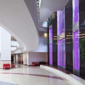 Bubble Wall Vertical Chambers Oklahoma University Childrens Hospital 2