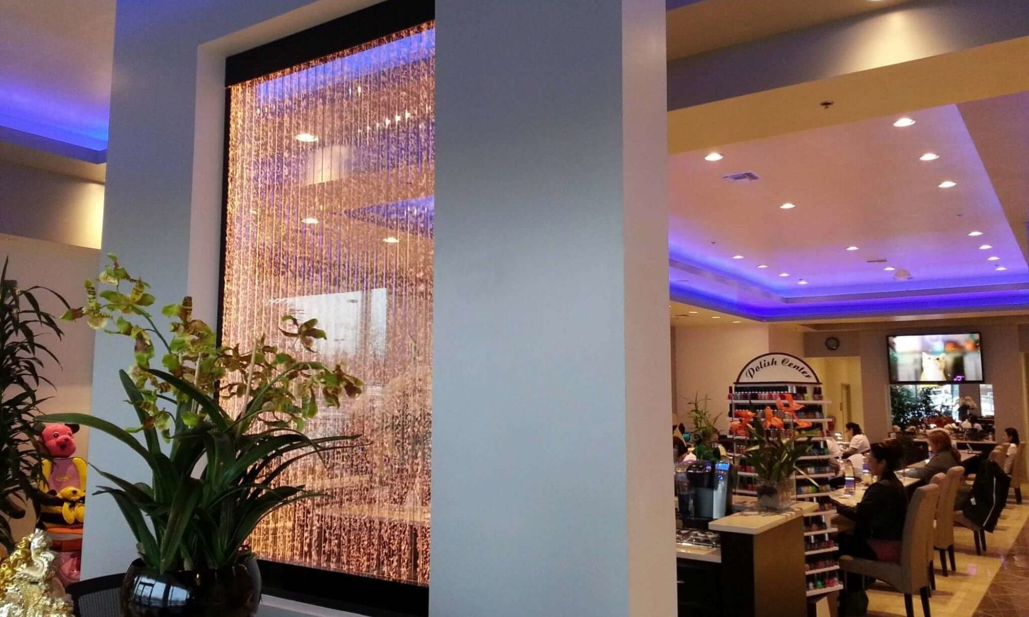 Bubble Wall in Paradise Spa in Beaverton OR Copy