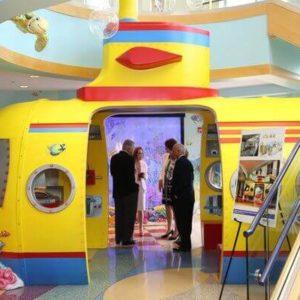 Cardinal Glennon Childrens Hospital   St. Louis Missouri