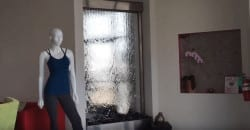 Custom Mirror Indoor Waterfall Water Wall in College Station Texas