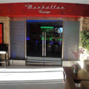 Manhattan Lounge   Best Western New Jersey