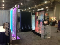 Midwest Tropical Tradeshow Booth