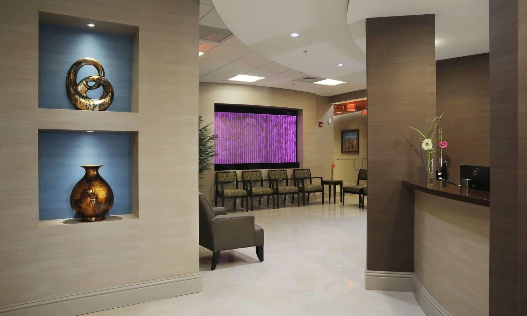 bubble wall Diagnosis Center Florida bubble panel