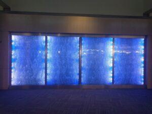 Bubble Wall at Elkridge Library 2