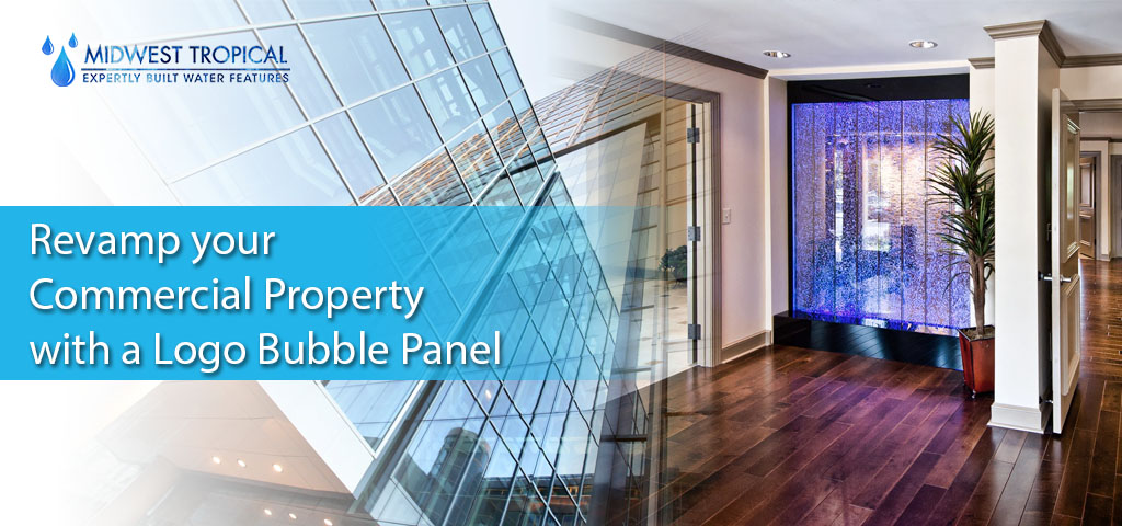 Revamp your Commercial Property with a Logo Bubble Panel